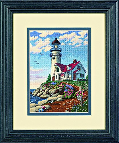 Dimensions Counted Cross Stitch Petite Kit Beacon at Rocky P
