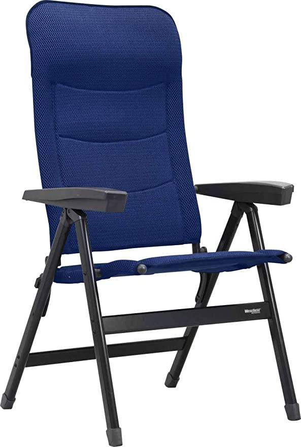Westfield Advancer DL Chaise de Camping Anthracite