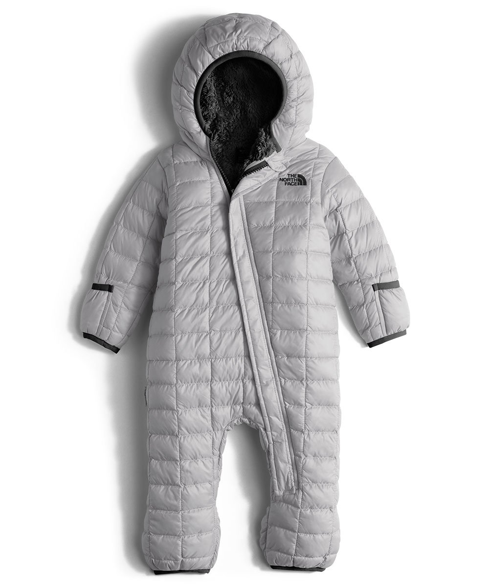 The North Face Thermoball Bunting Infants (3-6 Months, Metallic Silver)