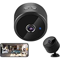 Spy Camera WiFi Hidden Camera Wireless 40 Days Battery Life Security Cam Real-time Remote View Switch Mini HD Motion…
