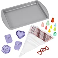 Wilton 2104-6851 Cookie Baking and Decorating Set, One Size, Assorted