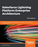 Salesforce Lightning Platform Enterprise Architecture: Architect and deliver packaged applications that cater to…