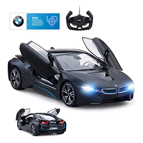 Amazon Com Rastar Top Fathers Day Gifts 2018 Rc Car 1 14 Bmw I8