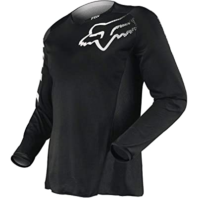 Fox Racing Blackout Motocross Offraod Jersey- Large: Automotive