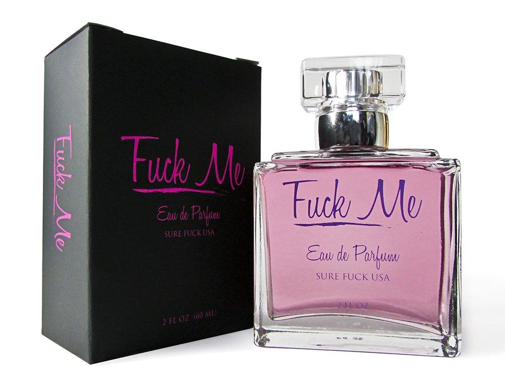 Fck Me Perfume Eau de Parfum 2oz Sensual Spray Perfect Valentine's Day Gift & Bachelorette Party Gift