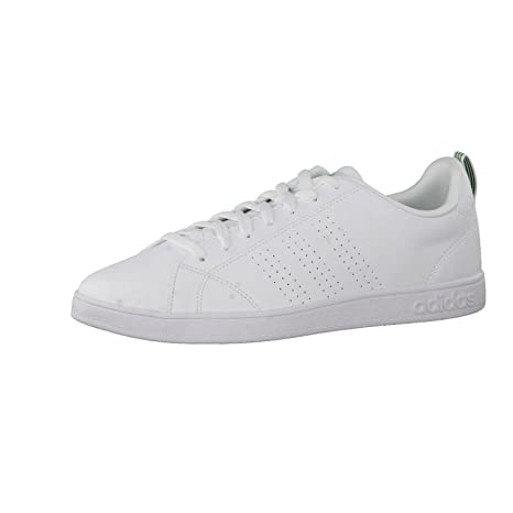 Adidas Advantage Clean Vs - F99251 - Color White-Green - Size  13.5   Amazon.ca  Shoes   Handbags 679368a4745de