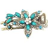 TOOGOO(R) Belle Cristal bijoux vintage Barrettes de cheveux epingles a cheveux - Pour pince a cheveux Beaute Outils