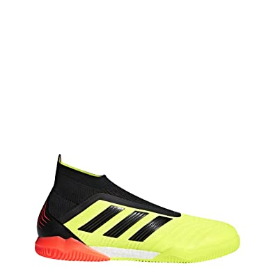 new concept e9f86 9dc83 adidas Predator Tango 18+ Indoor Shoe - Men s Soccer 7 Solar Yellow Black