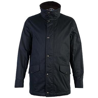 d9587f1a966 GANT The Double Decker Mens Jacket - Dark Blue - M: Amazon.co.uk ...