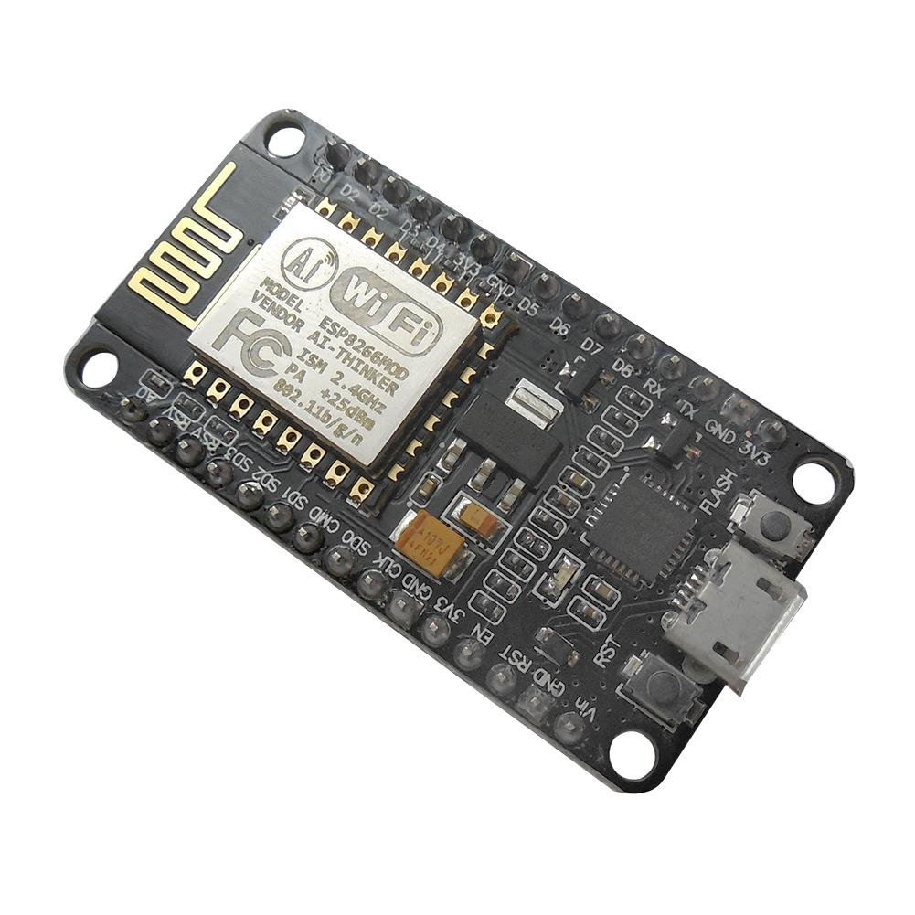 JUNERAIN 5X Module de Carte de d/éveloppement de r/éseau NodeMcu Lua ESP8266 ESP-12E CH340G WiFi