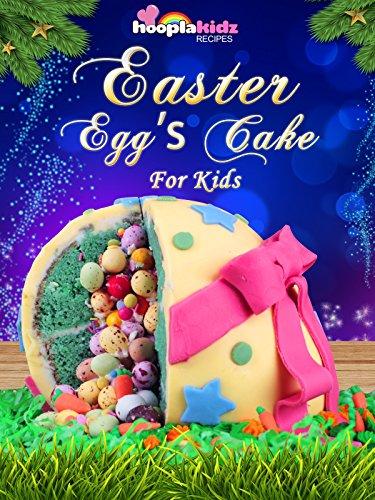 Easter Shape - Easter Egg's Cake for Kids