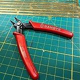 Wire Cutter - 5'' Flush Cutter Micro Shear Wire
