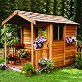 Shed 6 x 12 ft. Gardeners Delight Potting Shed