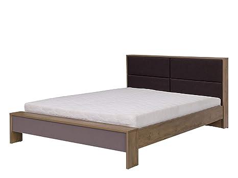 Doppelbett 140x200 Holzbett Ehebett Mit Lattenrost