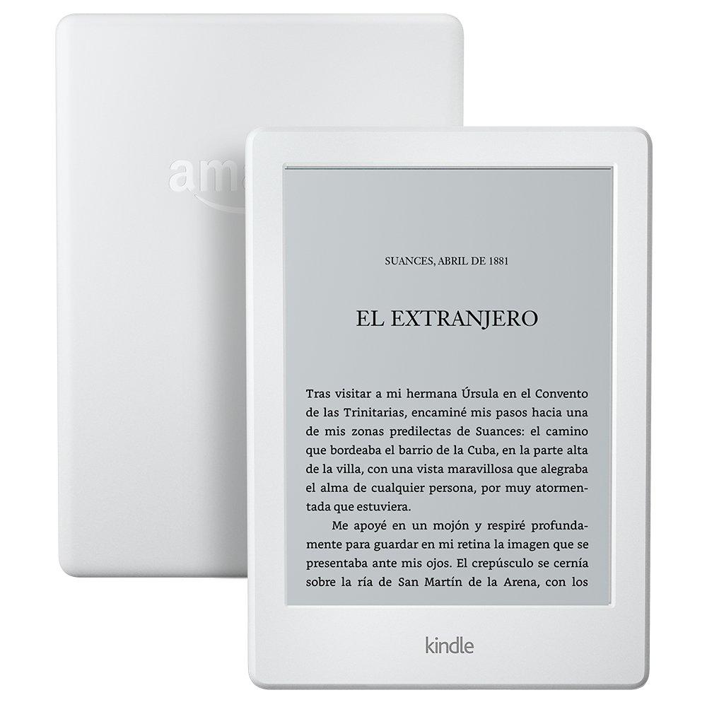 Kindle, pantalla táctil de 6 (15,2 cm), sin