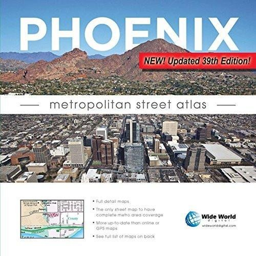Phoenix Metropolitan Street Atlas 39th Edition Limited ()