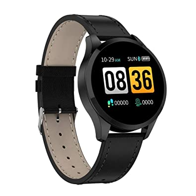 Amazon.com | KAKALOR Smart Watch Q9, Bluetooth Smartwatch ...