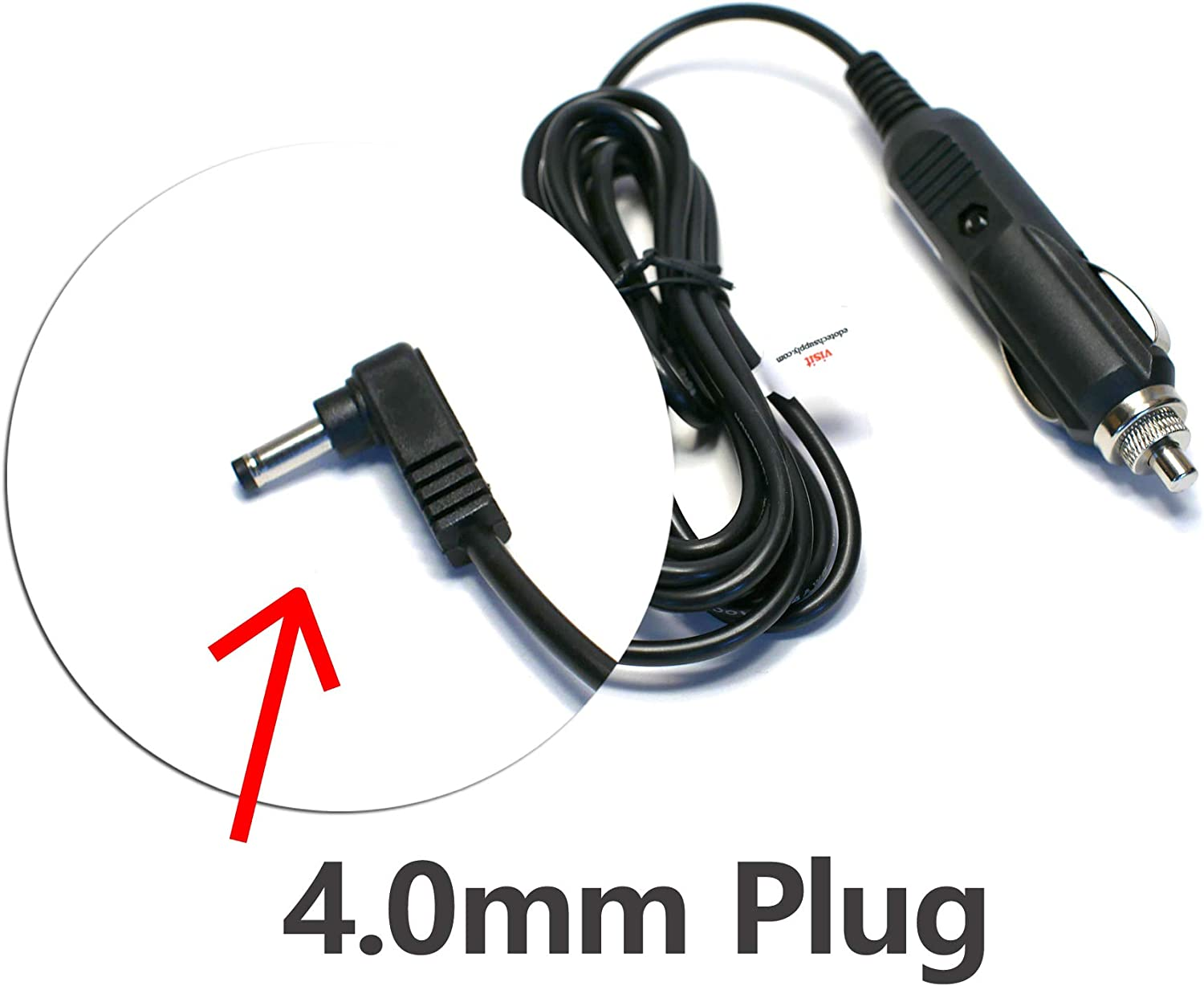 USB Cable Charger Extendable for Allview e2 Living