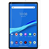 Al-HuTrusHi Lenovo Tab M10 Plus 10.3 inch, Tempered Glass Film for Lenovo Tab M10 Plus 10.3 inch, [9H Hardness] [Anti-Scratch] [Bubble Free] [Crystal Clear] TB-X606F / TB-X606X