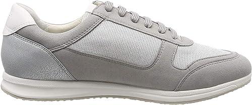 Geox Damen D Avery A Sneaker