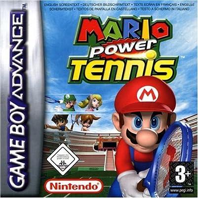 Mario Power Tennis: Amazon.es: Videojuegos