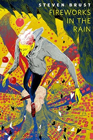 book cover of Fireworks in the Rain