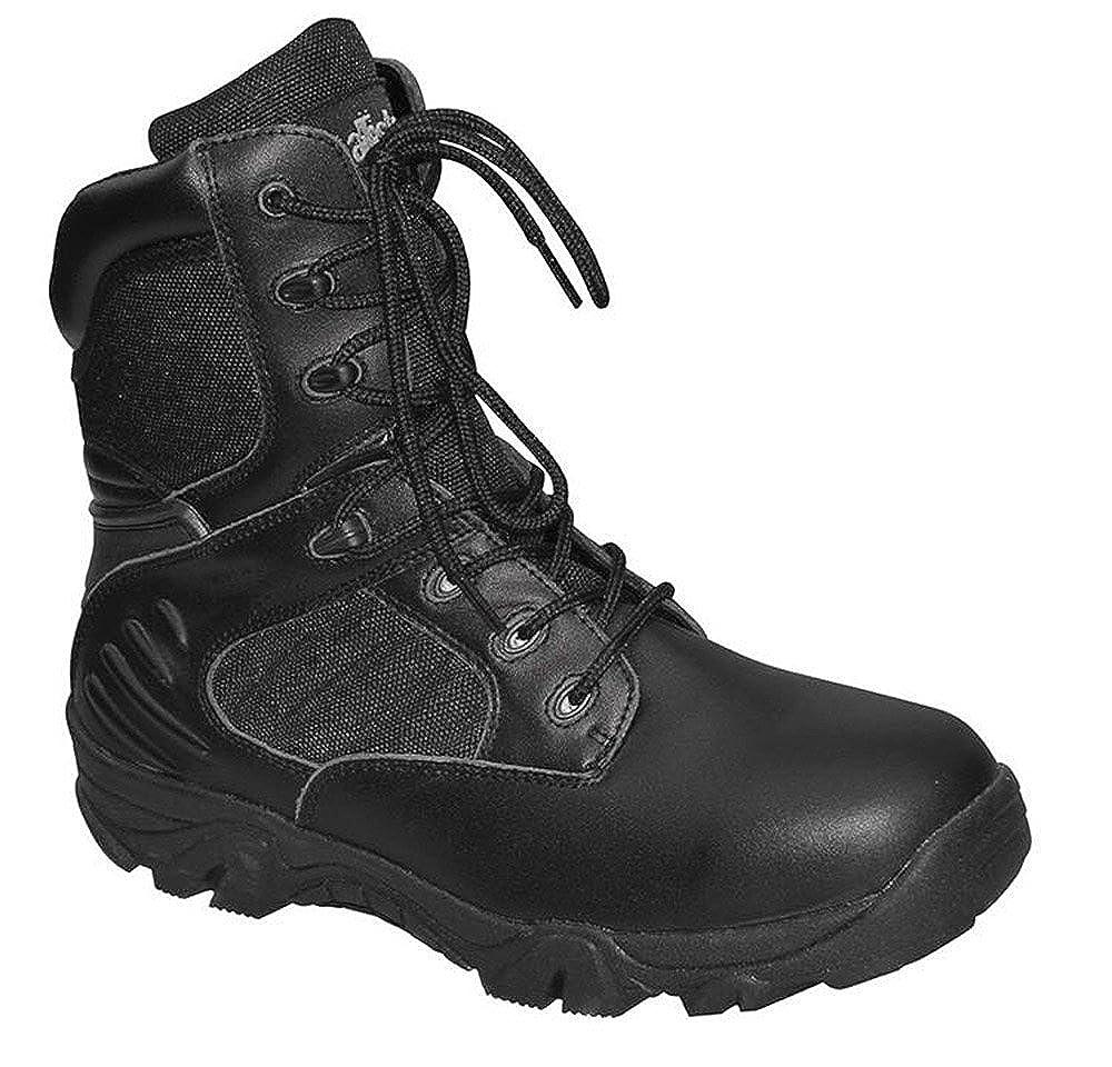 Commando Industries apos; MCA Tactical Boots Delta Force outdo Lieu Bottes Utilisation Bottes Noir ou Beige Taille 38– 47