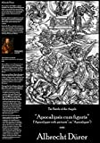 "Albrecht Durer - The Battle of the Angels (Fine Art Print on 11.7"" x 16.5'' Sheet)"