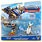 Skylanders Superchargers Supercharged Combo Pack - HURRICANE JET-VAC AND JET STREAM