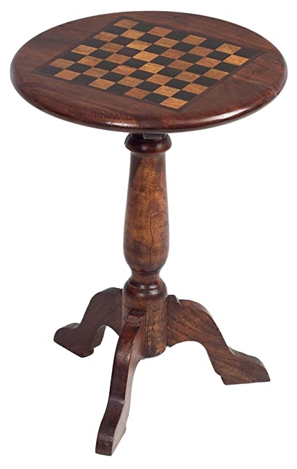 Lovely William Sheppee Chess Table