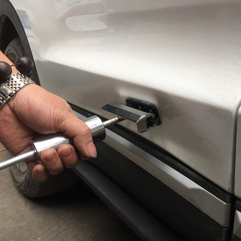 Auto T-Bar Strumento con Linguetta di Rimozione per Danni Auto Festnight Rimozione delle Ammaccature