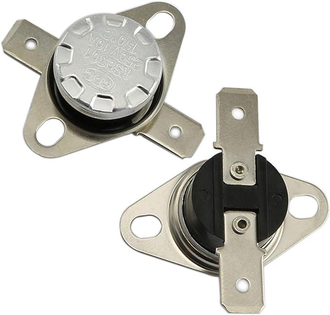 15 pcs Temperature Switch Thermostat 95°C N.C KSD301 95C NC Normal Closed New