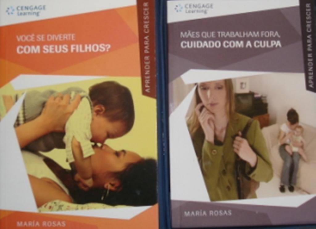 Maes Que Trabalham Fora/ Você Se Diverte Com Seus Filhos? - Box De Natal Maes ebook