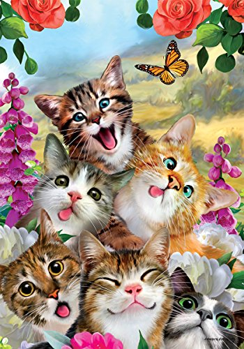 Cat Selfie Decorative Licensed Copyrighted