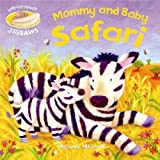 Mommy and Baby Safari, Melanie Mitchell, 0802780644