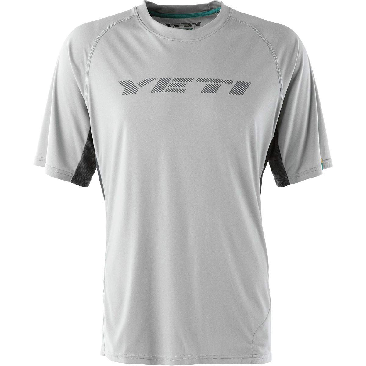 (イエティサイクル) Yeti Cycles Tolland Jersey メンズ サイクルジャージLight Grey [並行輸入品] 日本サイズ L相当 (US M) Light Grey B07H59HVL7