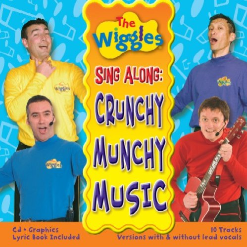 Wiggles Sing Along: Crunchy Munchy Music