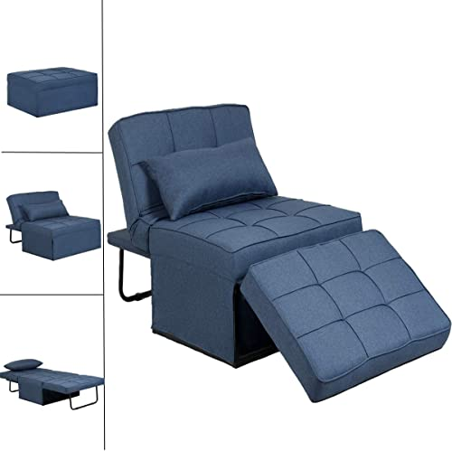 Convertible Sofa Bed Folding Ottoman 4
