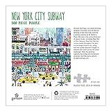 Galison Michael Storrings 500 Piece New York City