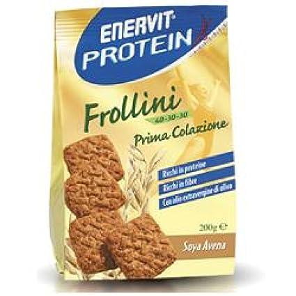 Proteína Enervit Enervit avena Galletas 200g