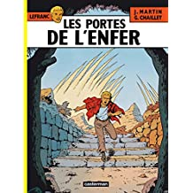Lefranc (Tome 5) - Les portes de l'Enfer (French Edition)