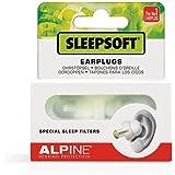 Alpine sleepsoft tappi orecchie per dormire anti for Tappi orecchie silicone per dormire