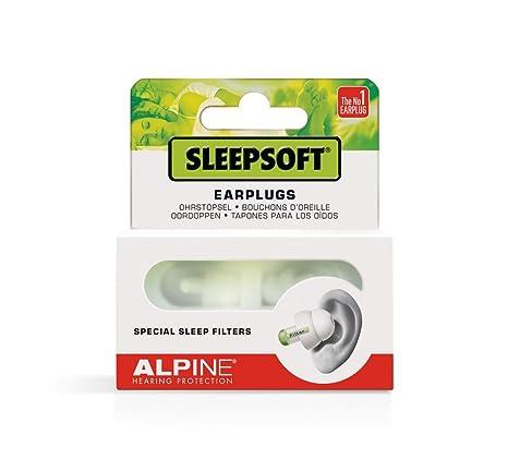 100% echt beste waarde schattig Alpine Sleepsoft Earplugs