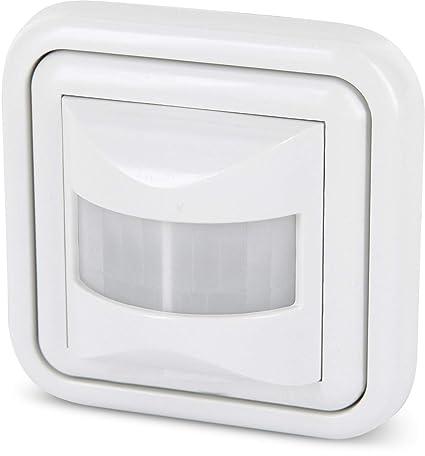 Pared Empotrable IR Detector de movimiento 160 ° – 2/3 de alambre – LED