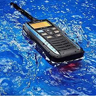Icom IC-M25 euro emisora VHF 2