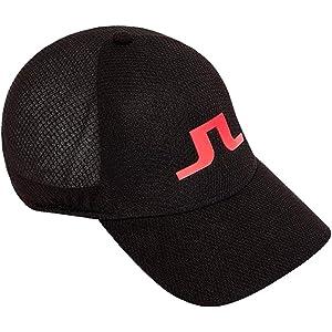 6863927144d Amazon.com   J.Lindeberg Ace Mesh Seamless 86MG Golf Cap JL Navy ...