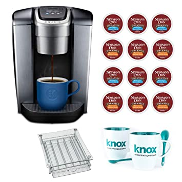 Amazon.com: Keurig K-Elite - Cafetera para café (incluye 12 ...
