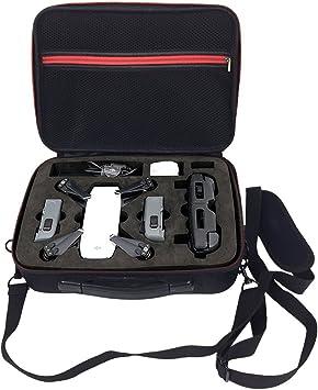 Flycoo Sac pour DJI Spark Sac à Main Sac à Bandoulière Portable Housse Boîtier Rangement Transport
