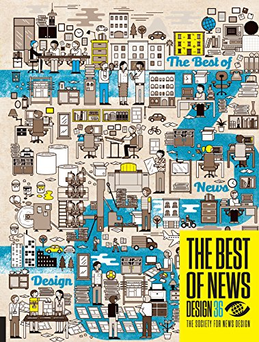 The Best of News Design 36th Edition (Best of Newspaper Design) (Best Digital Art Magazines)