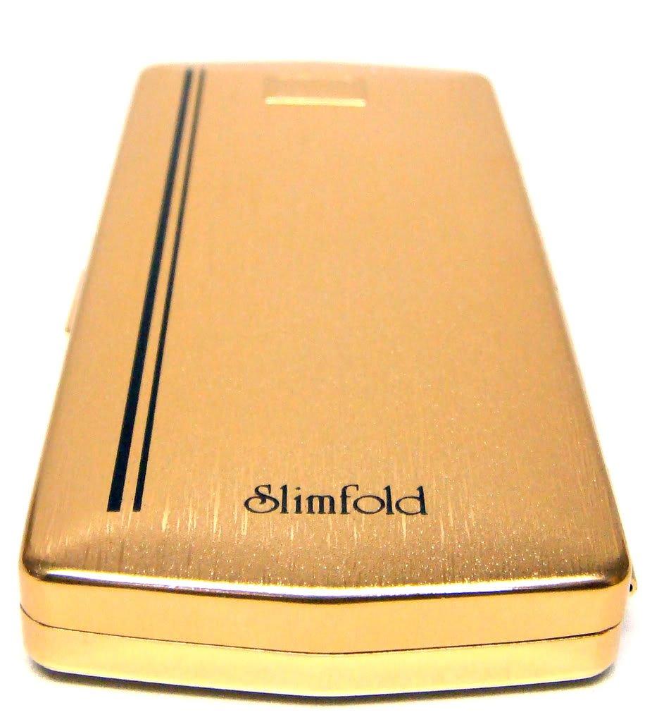 a5f470a5df0 Amazon.com   Kanda of Japan Slimfold - Model 3 - Gold - Strength +2.75    Reading Glasses   Beauty